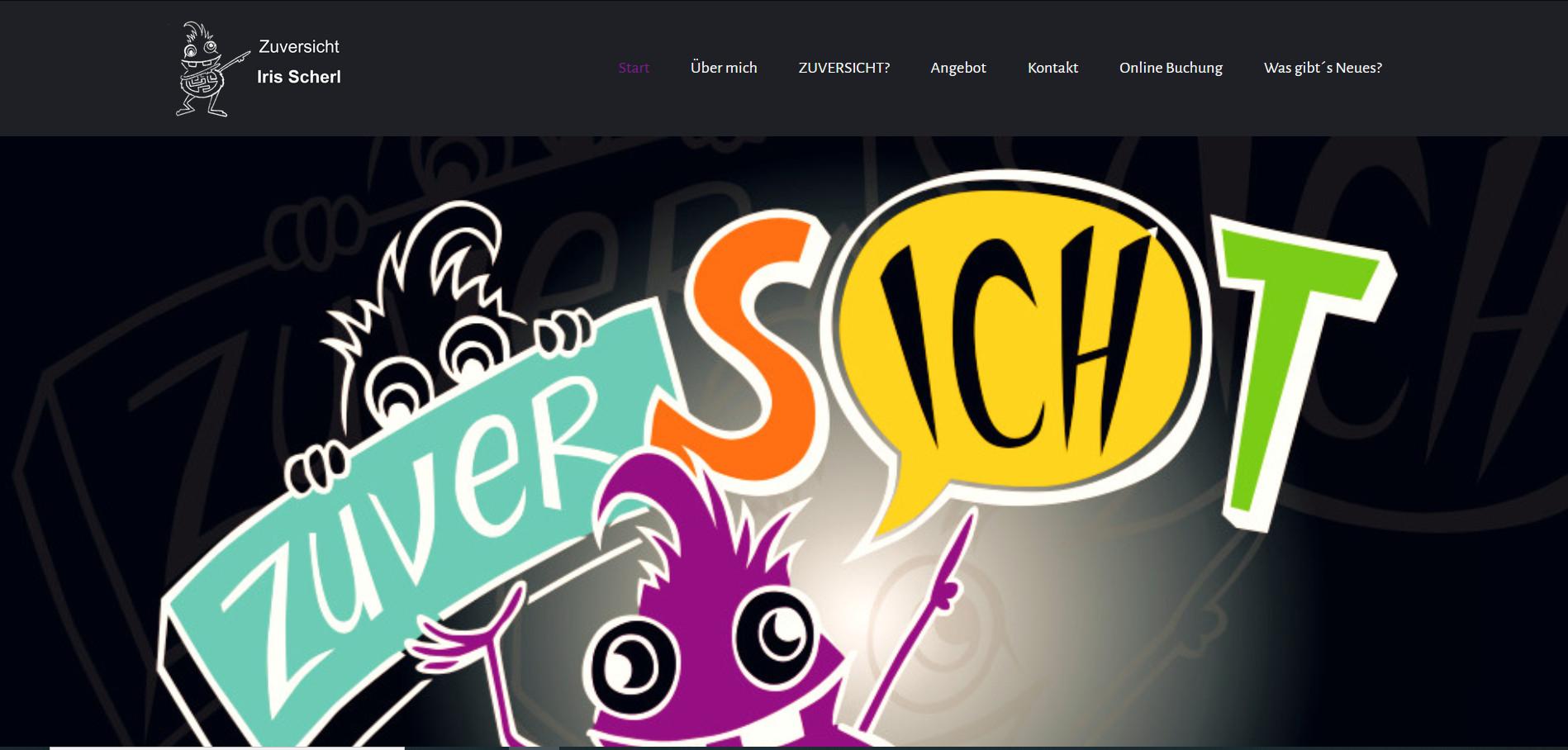 Zuversicht_Homepage